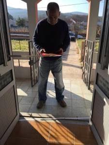 Door Tilting