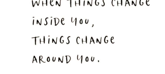 Change Your Day By Changing The Space Around You!